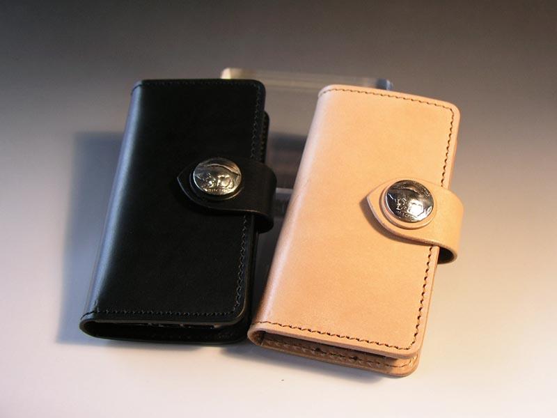 1a94c7f97b サドルレザーiPhone SE / iPhone5S ケース(バッファローコンチョ) ¥6,780